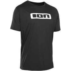 ION Logo T-shirt Heren, black